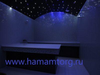 Звездное небо для хамама